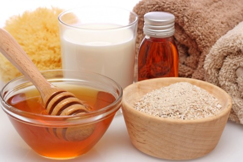 oat-honey-scrub