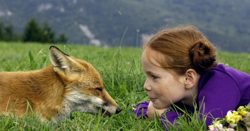 girl-and-fox