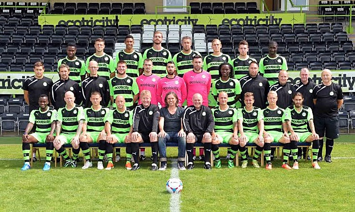forest-green-rovers-football-team