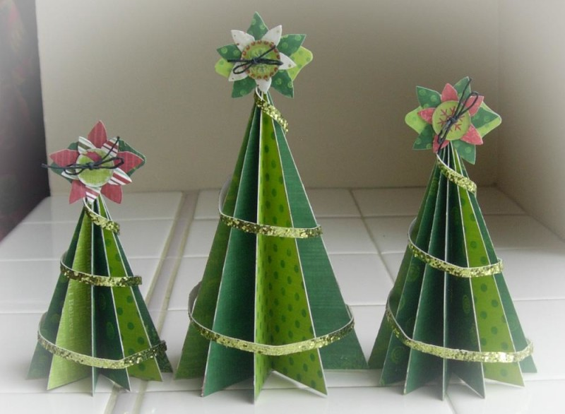 paper-christmas-tree-set