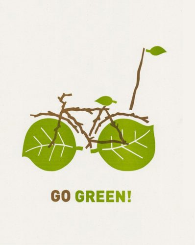 go_green_bycicle